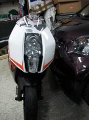 2013 KTM RC8R.15 miles on it!!!